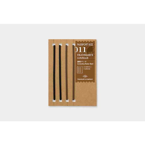 011 Refill Connecting Rubber Band Passport