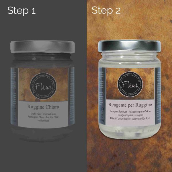 130ML REACTIVO RUGGINE FLEUR