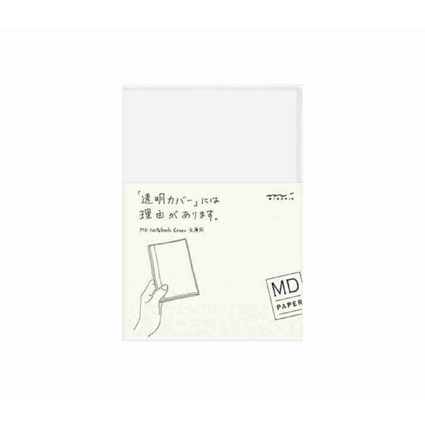 MD Cover Clear for MD Notebook A6